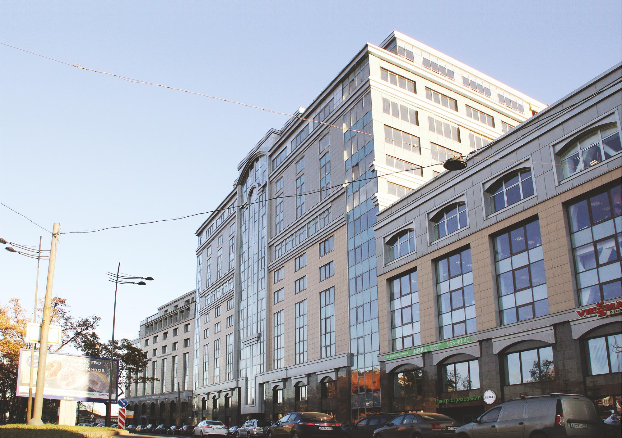 Бизнес-центр «Премьер лига»
