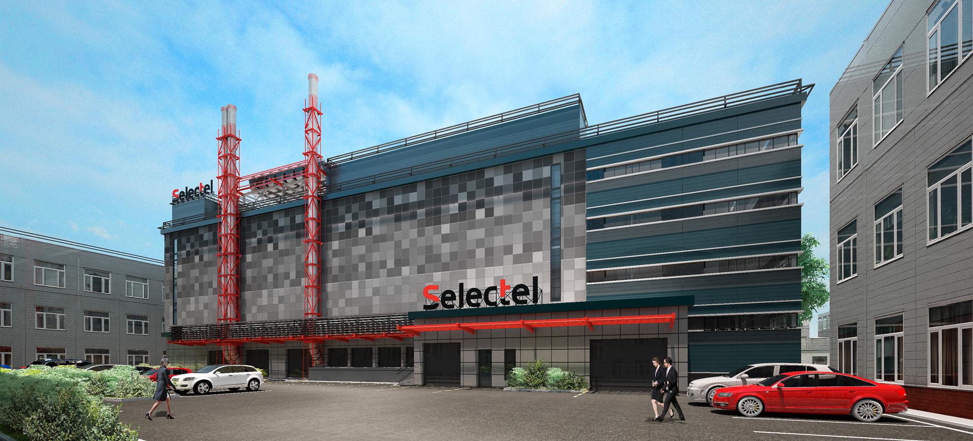 Дата-центр Selectel Москва