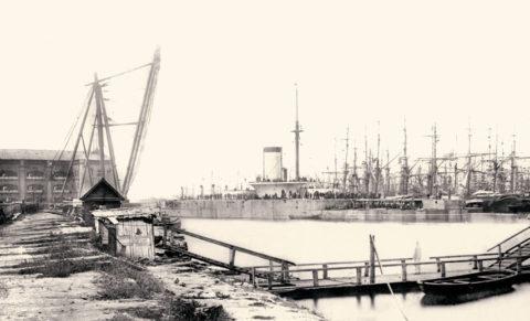Исторические фотографии проекта благоустройства парка Патриот