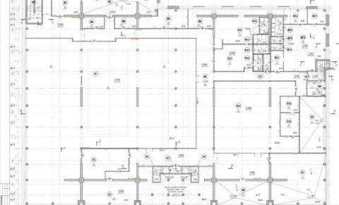 Ледовый-дворец_3.1--Маркировочный-план-на-отм -3.950