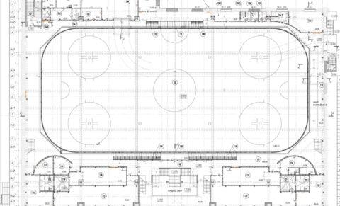 Ледовый-дворец_3.3---Маркировочный-план-на-отм 0.0