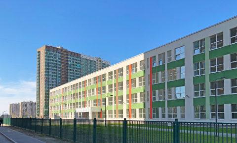 Школа на 1175 мест, Мурино, «SETL CITY»