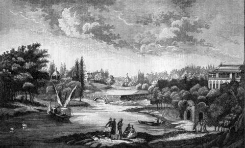 ПАРК КУЛЬТУРЫ И ОТДЫХА «АЛЕКСАНДРОВА ДАЧА» Исторические сведения