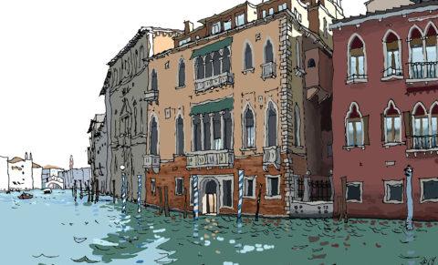 venezia canale grande 2018 150 4