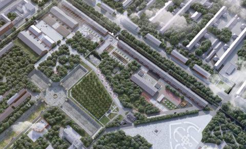 Парк Патриот Визуализация (1 of 13)