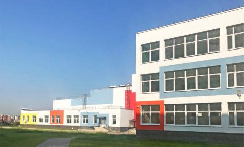 Школа 950 мест Самолет ЛО Фотографии_006