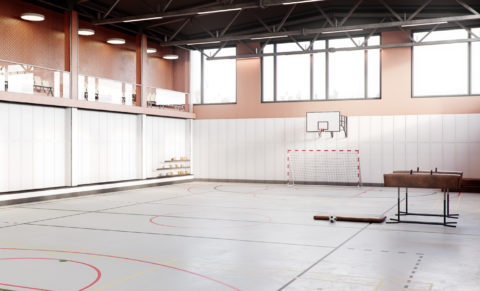 интерьер Школа 1100