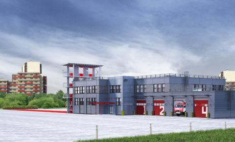 002_Пожарное депо