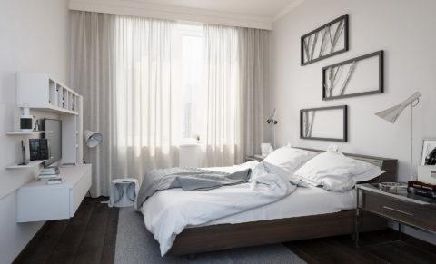 F1_modern classic_bedroom