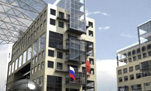 Невская ратуша визуализация 3