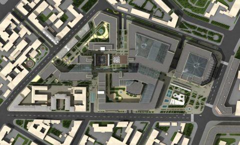 Невская ратуша визуализация 5