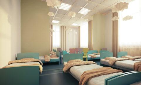 Спальня вид2