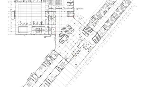 3.План 1 этажа