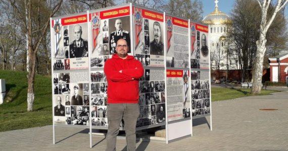 Выставка «ПОЛКОВОДЦЫ ПОБЕДЫ» на территории Парка «Патриот» ЗВО в Кронштадте