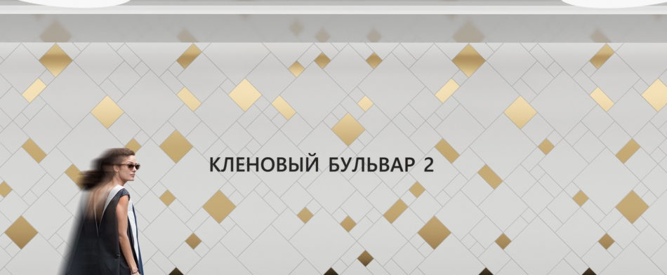 Станция метро «Кленовый бульвар 2» г. Москва