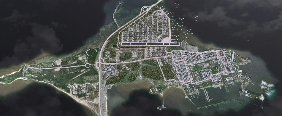 Градостроительная концепция развития Кронштадта