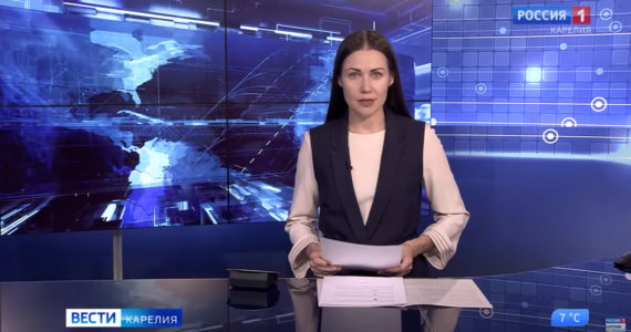 В Петрозаводске торжественно дали старт строительству здания инспекции федеральной налоговой службы